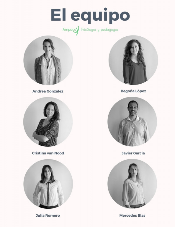 portfolio 3/4  - El equipo