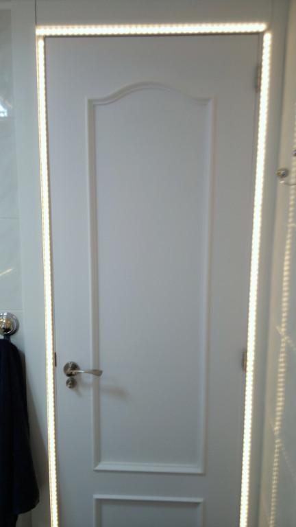 portfolio 1/31  - Tiras led en baño