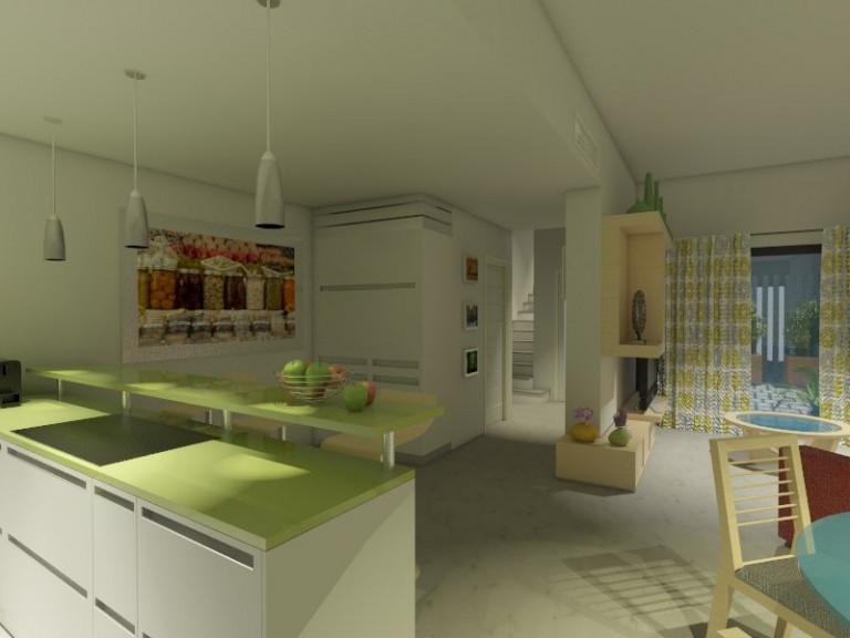 portfolio 9/19  - Diseño de interior vivienda en Sevilla