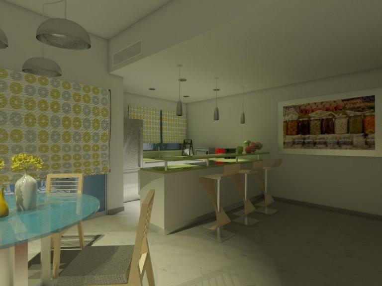 portfolio 10/19  - Diseño de interior vivienda en Sevilla