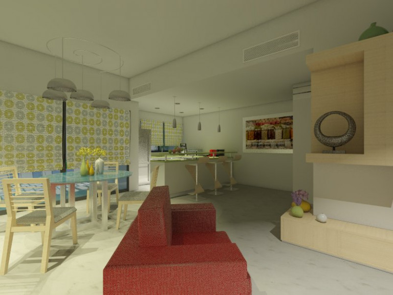 portfolio 8/19  - Diseño de interior vivienda en Sevilla