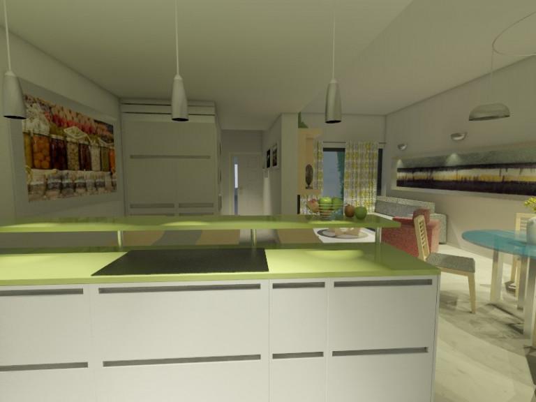 portfolio 7/19  - Diseño de interior vivienda en Sevilla