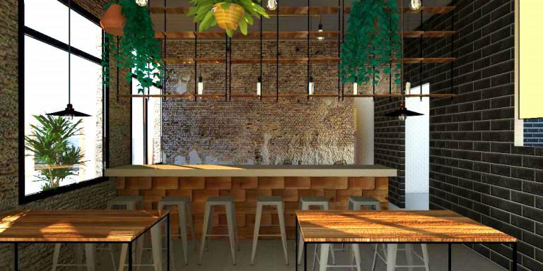 portfolio 14/19  - Bar restaurante en Sevilla