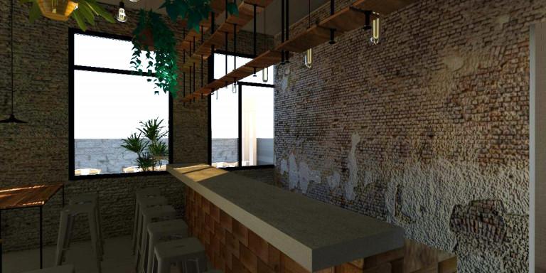 portfolio 13/19  - Bar restaurante en Sevilla