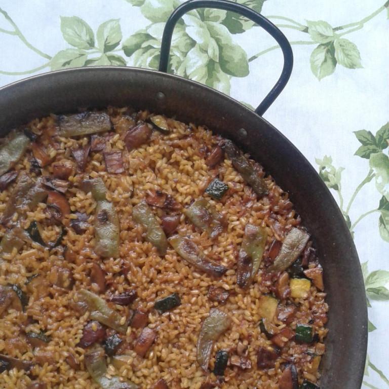 portfolio 4/9  - arroz de verduras