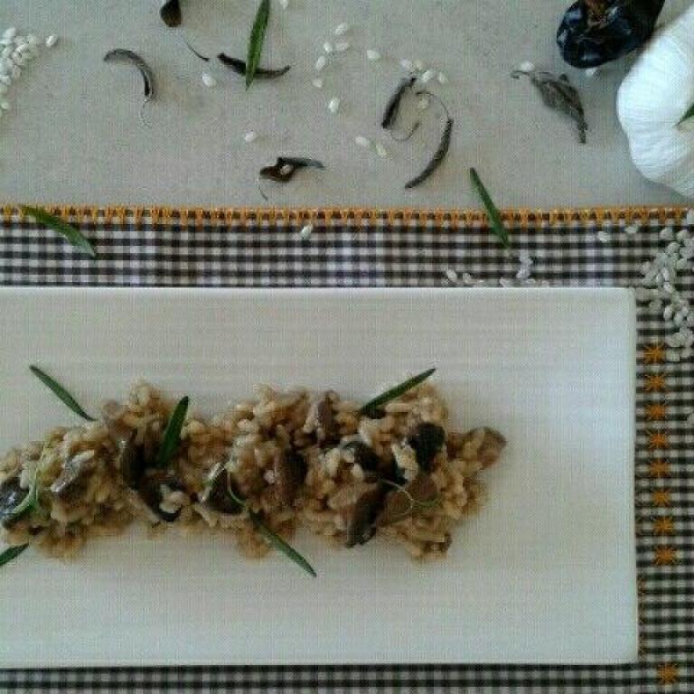 portfolio 7/9  - arroz meloso de ceps