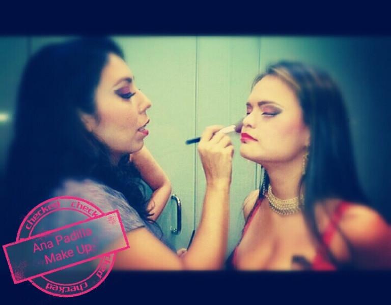 portfolio 2/2  - Maquillaje para danza y bailarinas