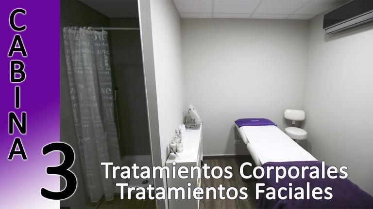 portfolio 6/8  - Cabina tratamientos faciales