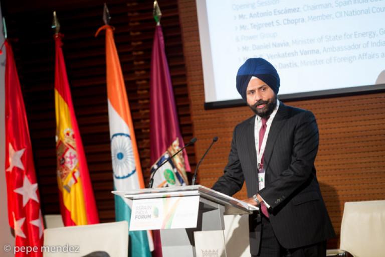 portfolio 6/32  - Congreso España-India