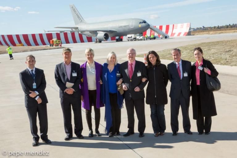 portfolio 21/32  - Evento visita AIRBUS