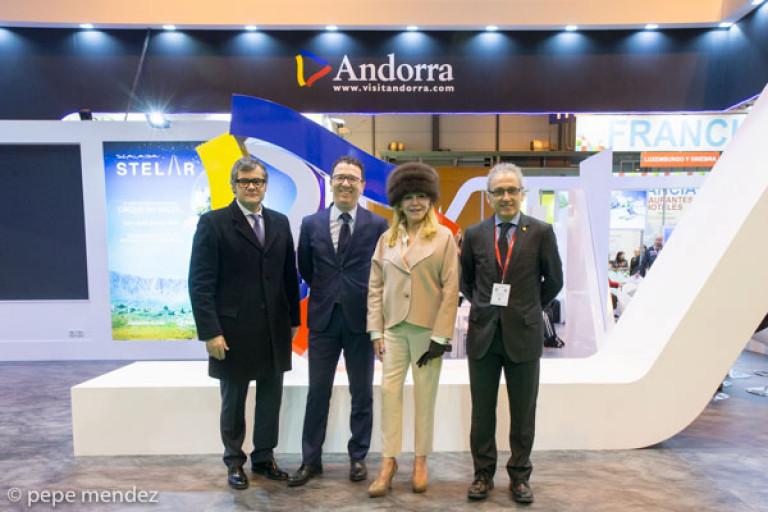 portfolio 17/32  - Evento Stand Andorra FITUR