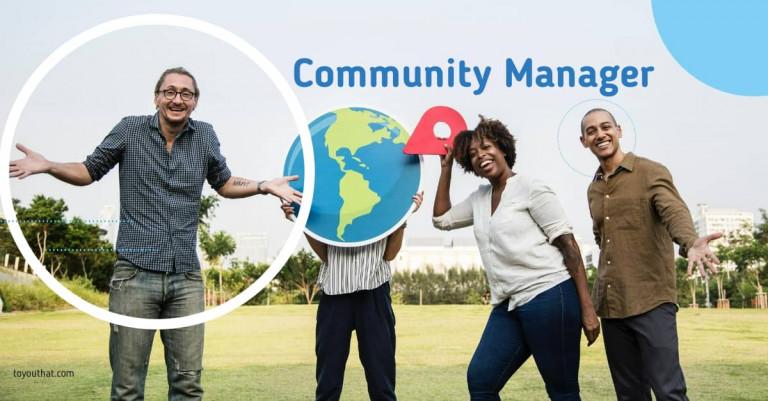 portfolio 7/19  - Community Manager