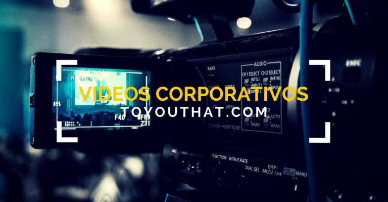 portfolio 1/19  - Videos corporativos