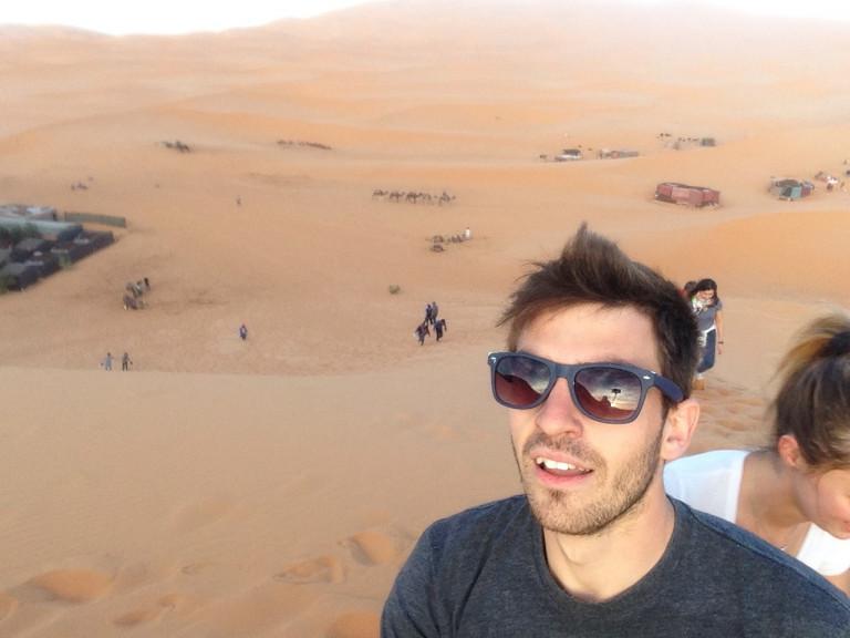 portfolio 4/4  - Aventura por el Sahara