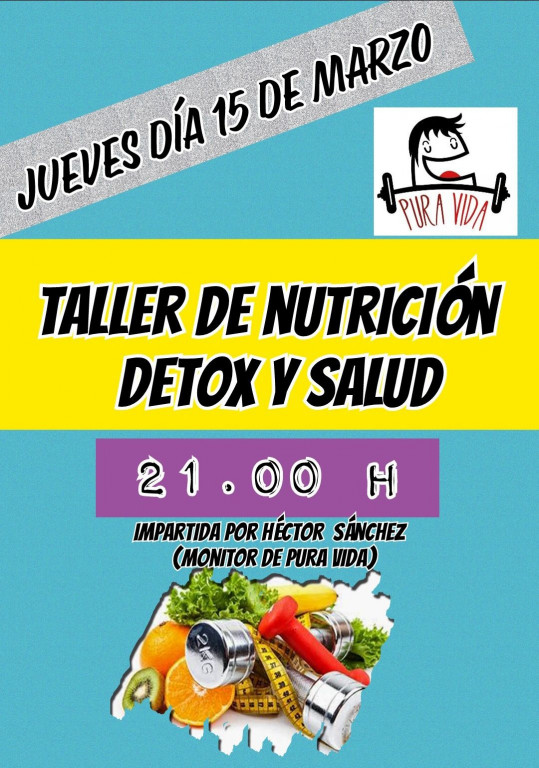 portfolio 1/4  - Taller de Nutricion