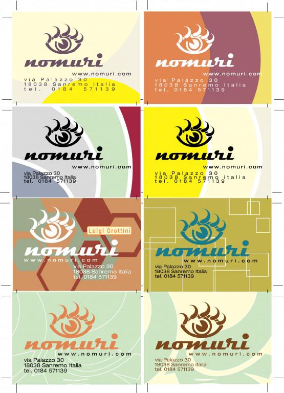 portfolio 52/91  - NOMURI SANREMO image coord