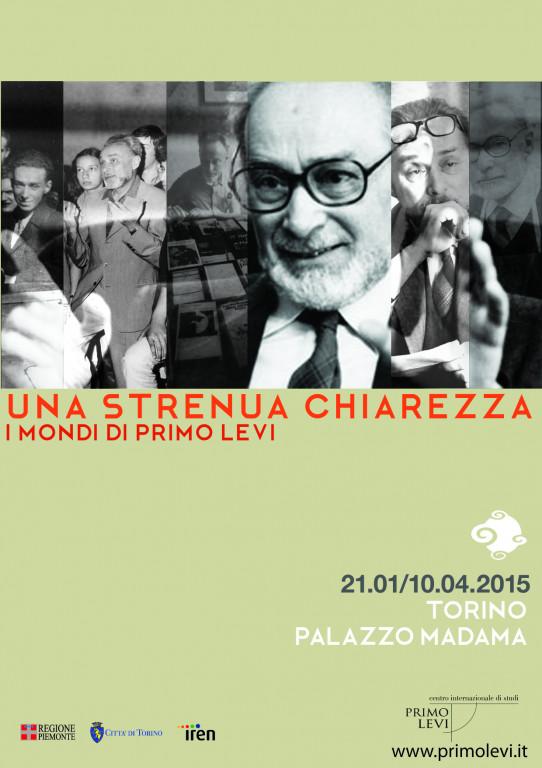 portfolio 35/91  - Museal - Primo Levi Exhibition
