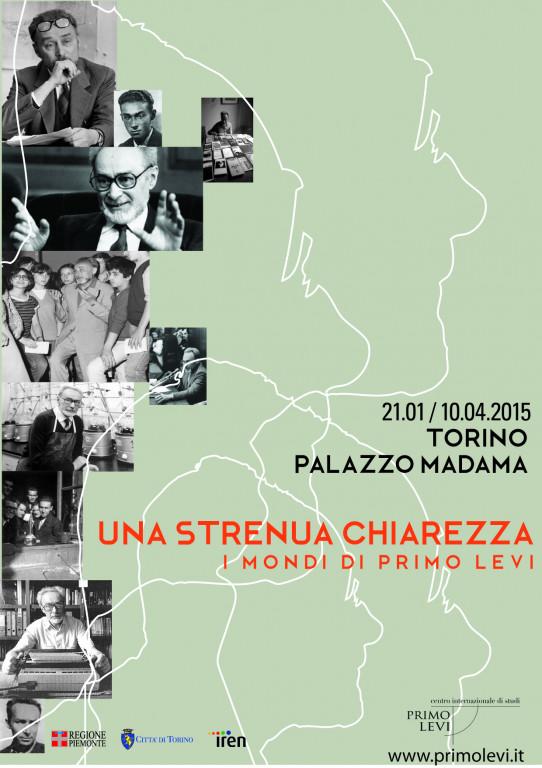 portfolio 34/91  - Museal - Primo Levi Exhibition