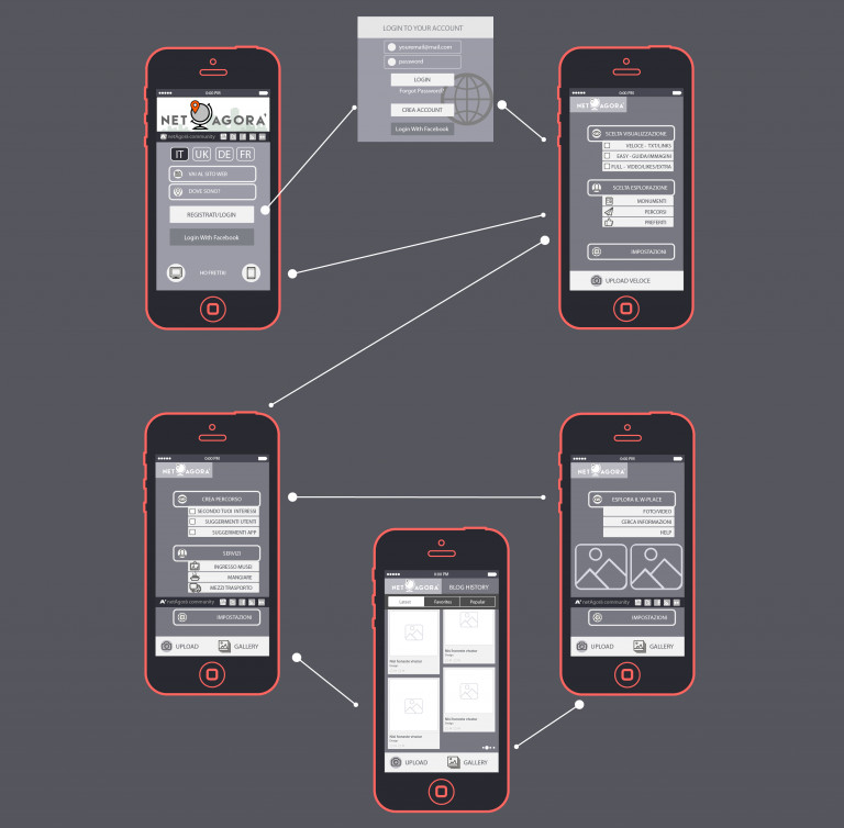 portfolio 28/91  - UI interface