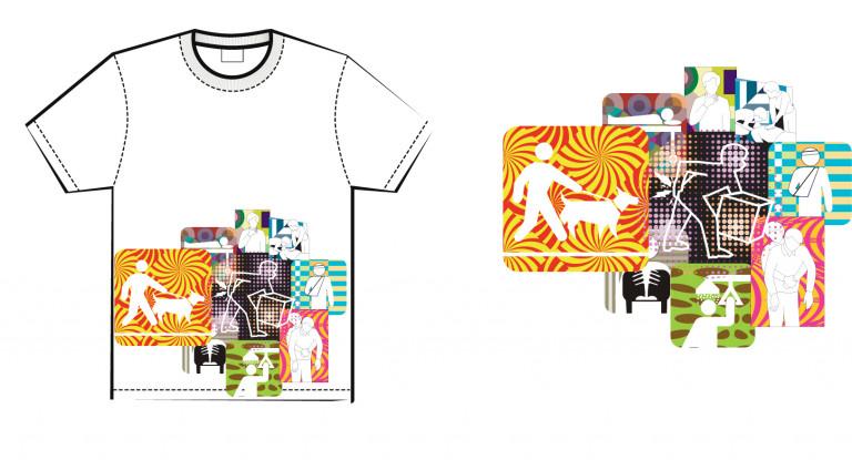 portfolio 23/91  - Canterbury New Zealand Tshirt