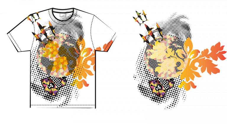 portfolio 22/91  - Canterbury New Zealand Tshirt