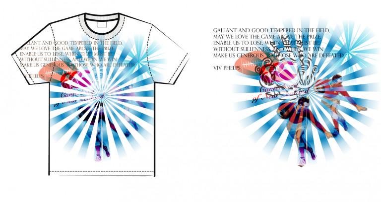 portfolio 21/91  - Canterbury New Zealand Tshirt