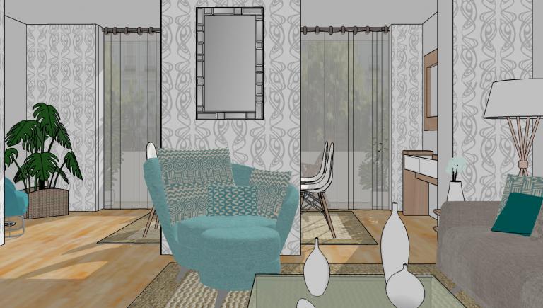 portfolio 8/10  - Diseño vivienda para Inversores