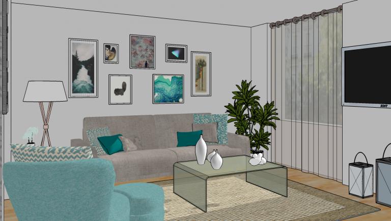 portfolio 9/10  - Diseño vivienda para Inversores