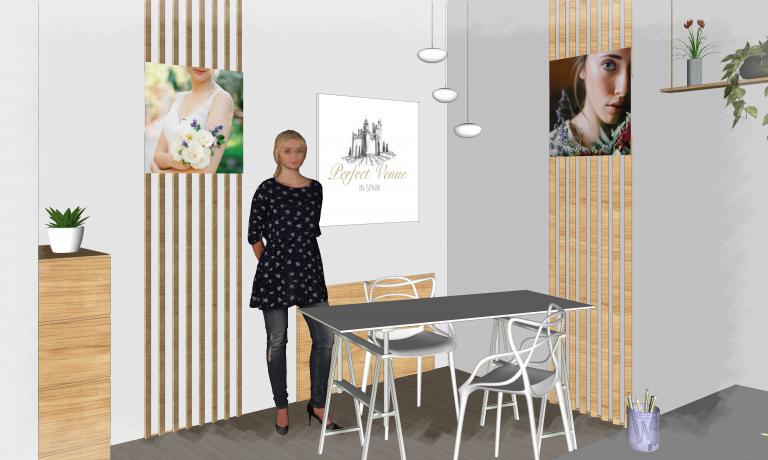 portfolio 5/10  - Diseño CoWorking