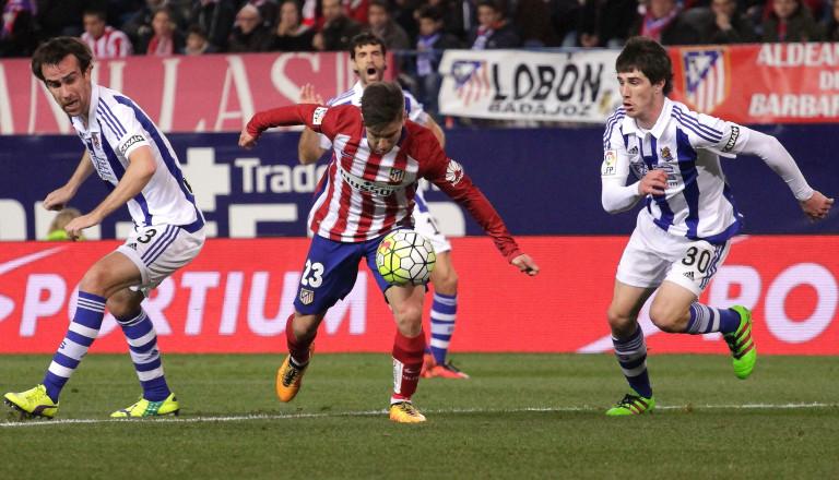 portfolio 5/40  - DEPORTE-FÚTBOL Atleti-Real Sociedad 01/03/2016