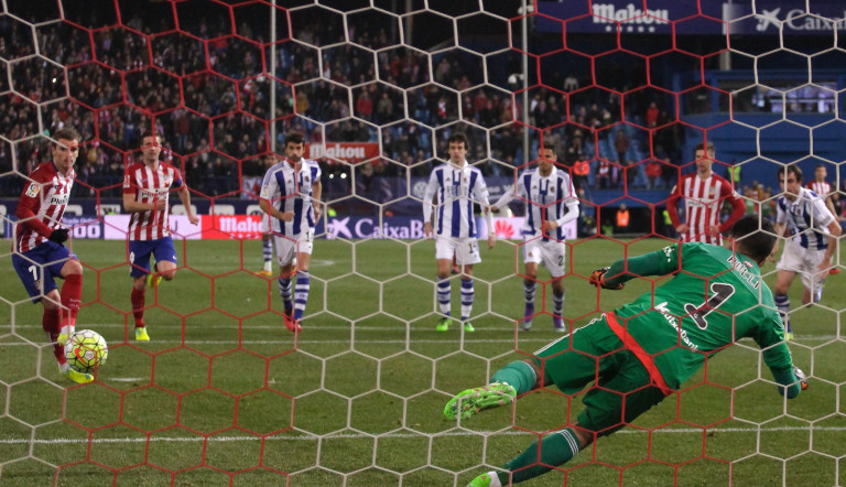 portfolio 6/40  - DEPORTE-FÚTBOL Atleti-Real Sociedad 01/03/2016