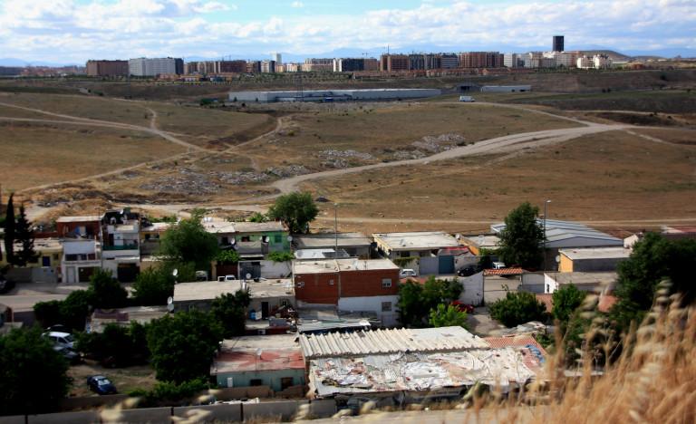 portfolio 16/40  - SOCIAL- Cañada Real