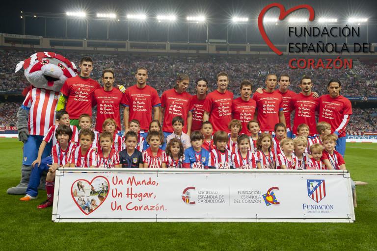 portfolio 1/52  - Fundación Española del Corazón, corporate, Spain, 2013-2018.