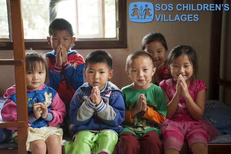 portfolio 12/52  - SOS Children's Villages, social, Laos, 2013.