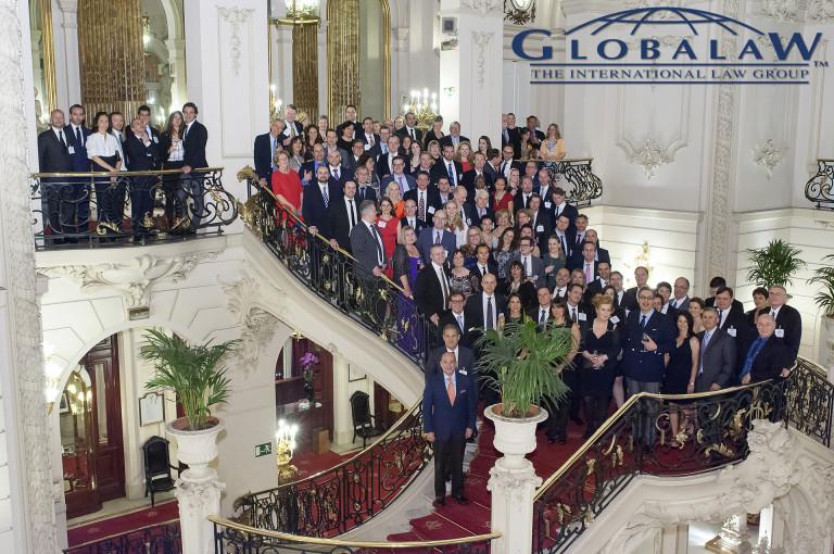 portfolio 3/52  - Globalaw, corporate, Spain, 2015.