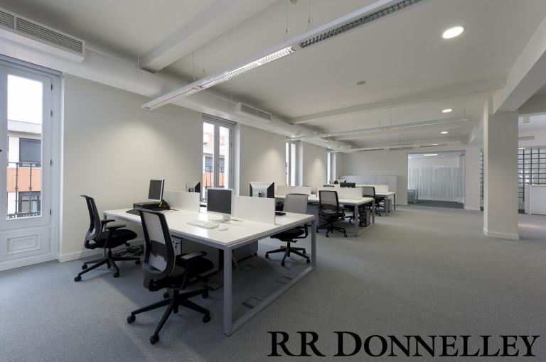 portfolio 38/52  - RR Donnelley, interior, Spain, 2012.