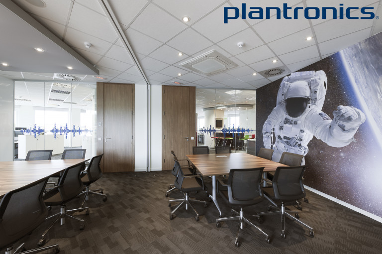 portfolio 35/52  - Plantronics, interior, Spain, 2013.