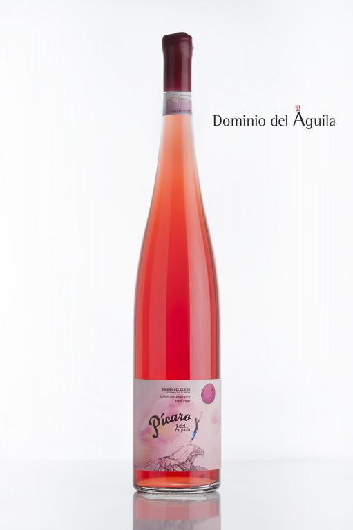 portfolio 52/52  - Dominio del Águila Winery, Spain, 2015.