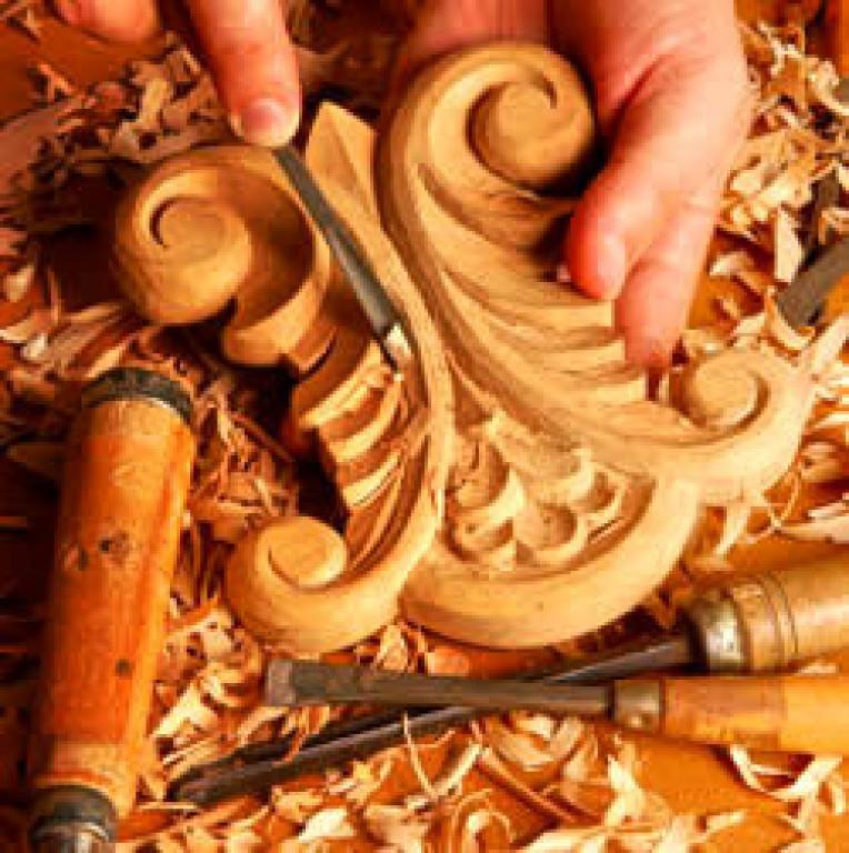 portfolio 1/9  - Trabajos de ebanisteria artesanal