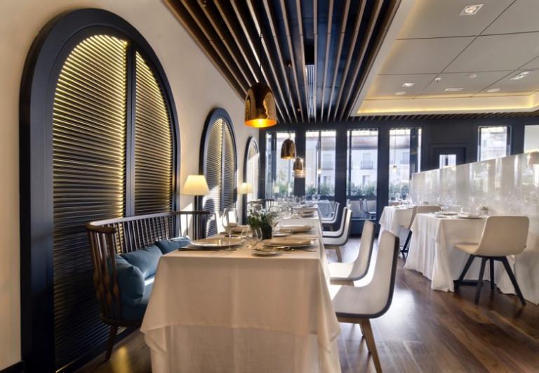 "portfolio 4/17  - Restaurante ""Serrano"""