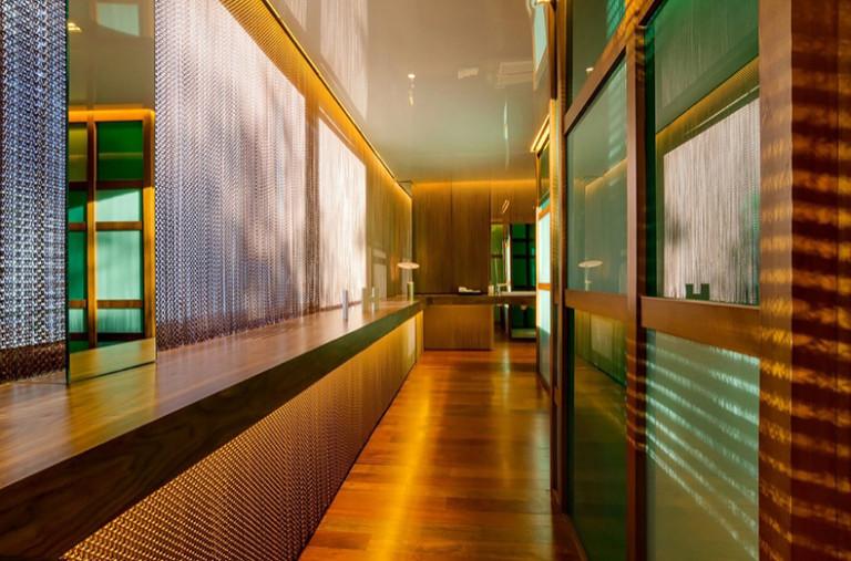 """portfolio 3/17  - Restaurante """"The Hall"""""""