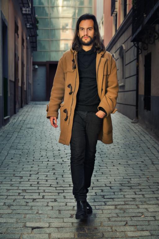 portfolio 2/18  - Retrato Masculino 2