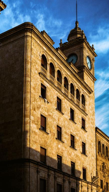 portfolio 9/18  - Arquitectura Salamanca