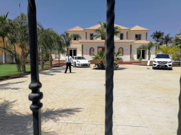 portfolio 1/4  - Open House Villa The Palms - La Caleta
