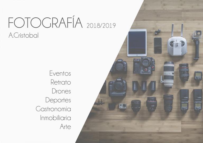 portfolio 1/9  - Portada