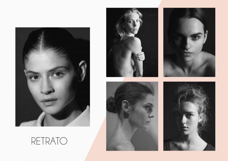 portfolio 3/9  - Retrato