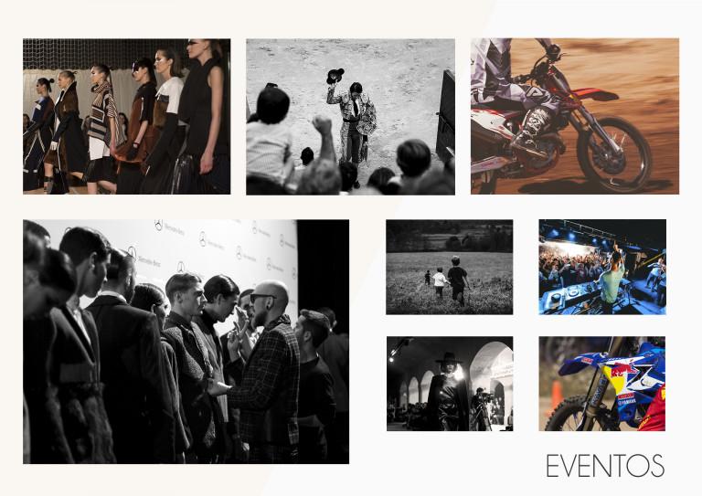 portfolio 7/9  - Eventos