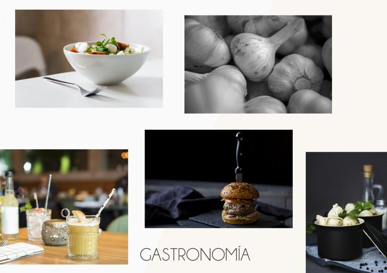portfolio 6/9  - Gastronomía
