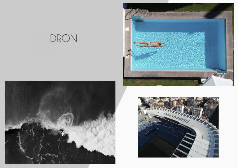 portfolio 8/9  - Dron
