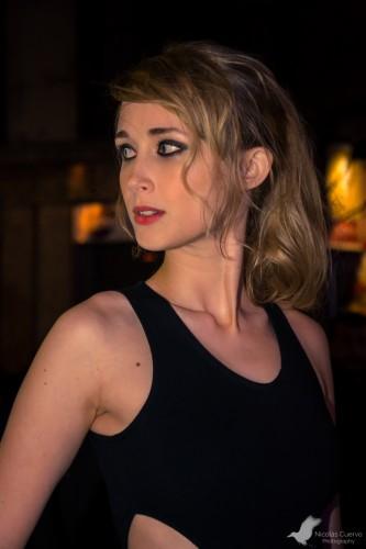 portfolio 5/15  - Ingrid García-Johnsson, actriz de televisión